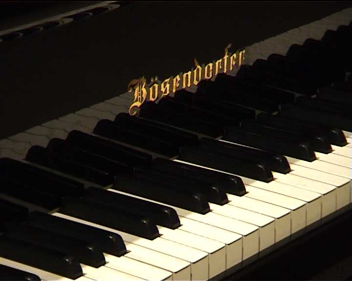 2006 BREAKING POINTS Bosendorfer grand