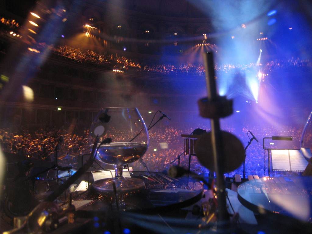 141114 Royal Albert Hall, London 4
