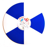 xA-1 B-1 blue white